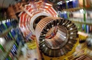 Inti Magnet LHC